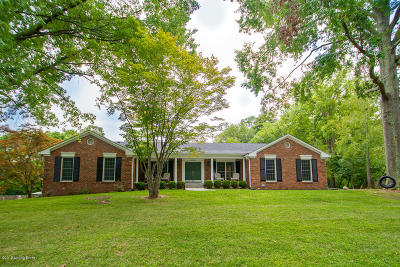 Prospect Single Family Home For Sale: 6105 Fox Cove Ct