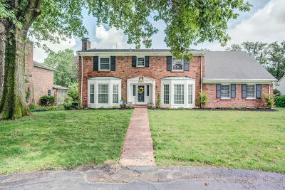 Louisville Single Family Home For Sale: 2313 Clarkwood Rd