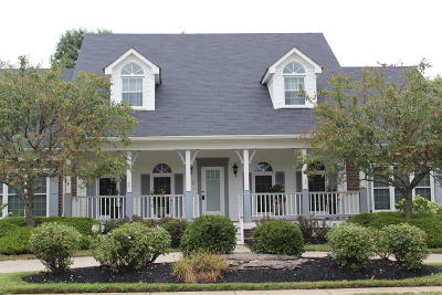 Prospect Single Family Home For Sale: 5802 Moser Farm Rd