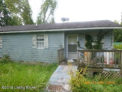 Shepherdsville Single Family Home Active Under Contract: 645 Chillicoop Rd