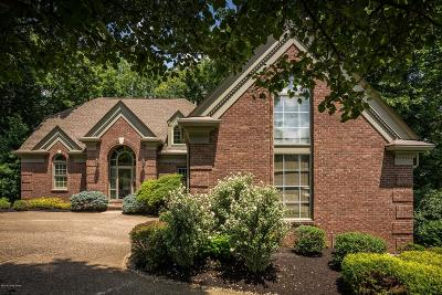 St Matthews Single Family Home Active Under Contract: 5507 Phoenix Hill Ct