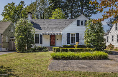 St Matthews Single Family Home Active Under Contract: 206 N Hubbards Ln