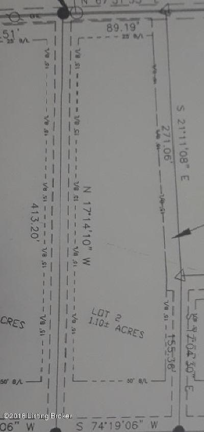 Shepherdsville Residential Lots & Land For Sale: Lot 2 Fairview Ln