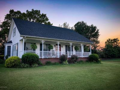 Edmonson County Single Family Home For Sale: 130 Woosley Dr