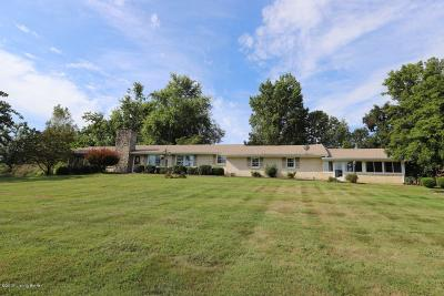 Elizabethtown Single Family Home For Sale: 108 Lakeview Dr