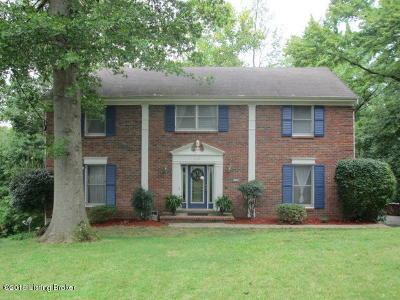 Prospect KY Single Family Home For Sale: $299,900