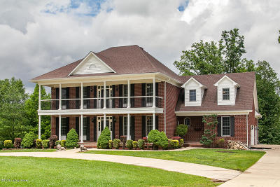 Crestwood Single Family Home For Sale: 5307 High Crest Dr