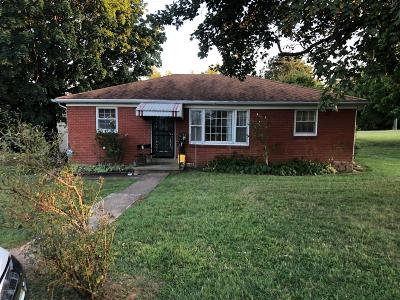 Grayson County Single Family Home For Sale: 504 W Chestnut St