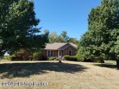 Taylorsville Single Family Home For Sale: 84 Christian Ct