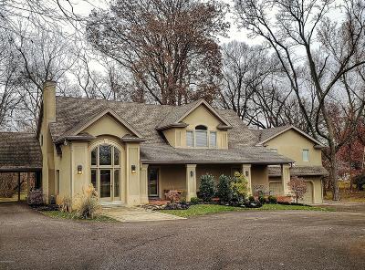 St Matthews Single Family Home For Sale: 4315 Rudy Ln
