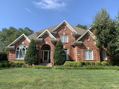 Prospect Single Family Home For Sale: 6508 Turnbridge Pl