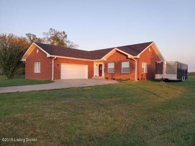 Elizabethtown KY Single Family Home For Sale: $209,900