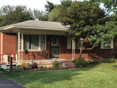 Shepherdsville Single Family Home For Sale: 186 Pebblebrook Dr