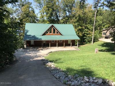 Edmonson County Single Family Home For Sale: 166 Averi Gray Dr