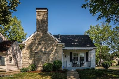 St Matthews Single Family Home For Sale: 417 Browns Ln