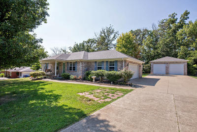 Mt Washington Single Family Home For Sale: 300 E Lakeview Dr