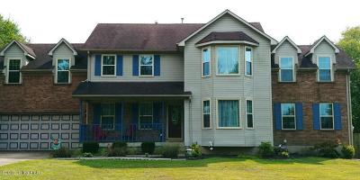 Shepherdsville Single Family Home For Sale: 206 E Columbia Ln