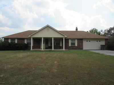 Meade County, Bullitt County, Hardin County Single Family Home For Sale: 305 Country Ln