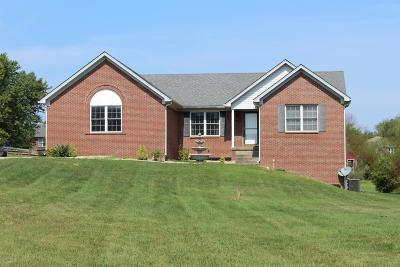 Crestwood Single Family Home For Sale: 5707 Clover Dr
