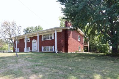 Meade County, Bullitt County, Hardin County Single Family Home For Sale: 825 Hoagland Hill Rd