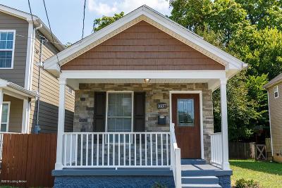 Louisville Single Family Home For Sale: 1037 S Hancock St