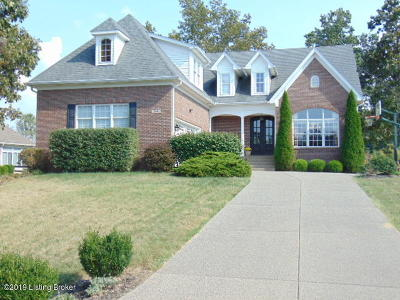Oldham County Single Family Home For Sale: 3041 Fallen Wood Ln