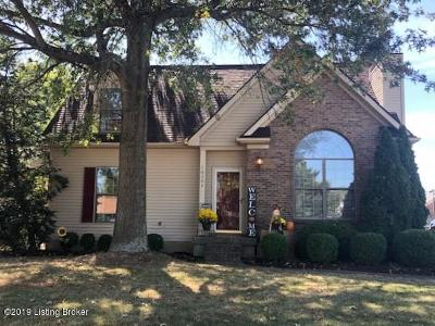 Louisville Single Family Home For Sale: 10302 Cooperwood Ct
