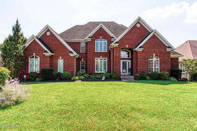 Oldham County Single Family Home For Sale: 12807 Crestview Cove