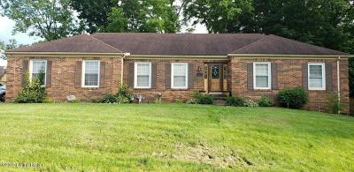 Shelbyville KY Single Family Home For Sale: $189,900
