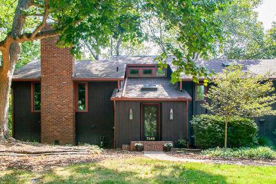 Prospect Single Family Home For Sale: 7245 Fox Harbor Rd