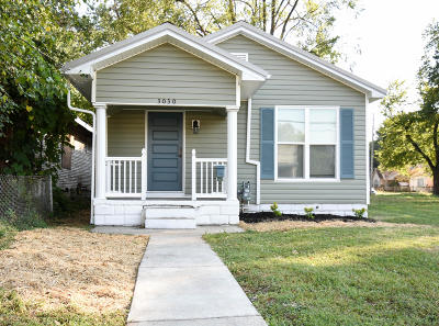 Louisville Single Family Home For Sale: 3030 Southern Ave