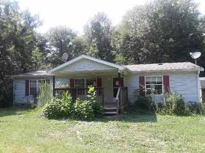Corydon Single Family Home Under Contract: 7301 Sulphur Springs Road