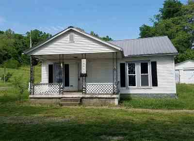 Sturgis Single Family Home Under Contract: 10414 Kentucky 56