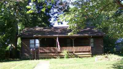 Morganfield Single Family Home For Sale: 428 W McElroy