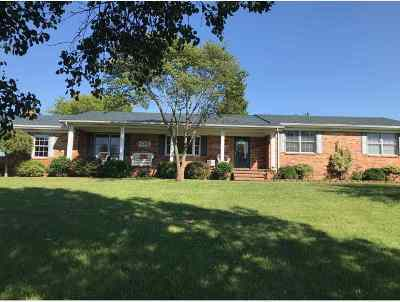 Morganfield Single Family Home Under Contract: 590 Hilltop Dr