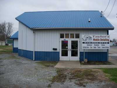 Morganfield Commercial For Sale: 408 N Court