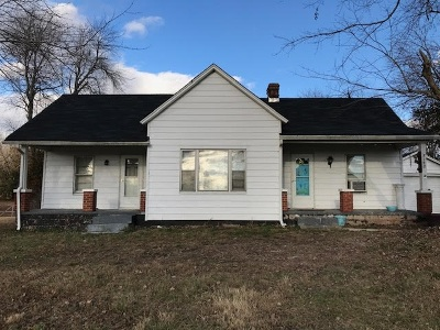 Corydon Single Family Home For Sale: 7193 St Rt 145