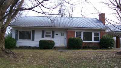 Morganfield Single Family Home For Sale: 319 E Spalding