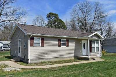 Corydon Single Family Home Under Contract: 650 Wilson Ln