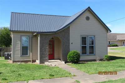 Sturgis Single Family Home For Sale: 16 E 4th St