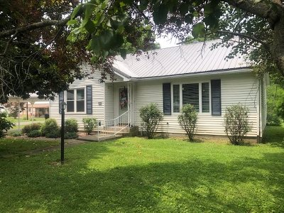 Uniontown Single Family Home Under Contract: 834 4th St