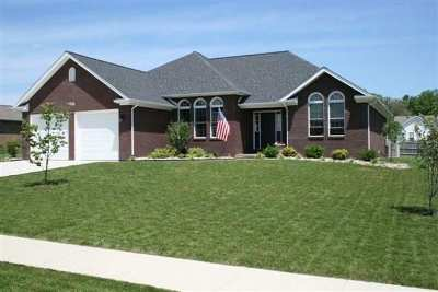 Elizabethtown Single Family Home For Sale: 623 Memory Lane