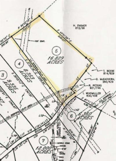 Rineyville Residential Lots & Land For Sale: 700 Boone Road
