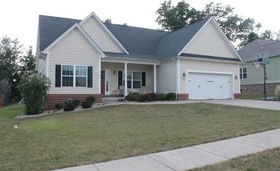 Elizabethtown Single Family Home For Sale: 1338 Amanda Jo Drive