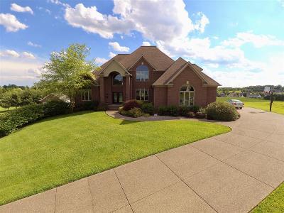 Elizabethtown Single Family Home For Sale: 150 Monticello Place