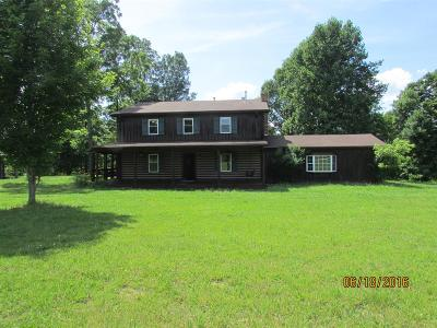 Single Family Home Sold: 2581 Stovall Road