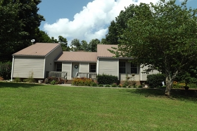 Columbia Single Family Home For Sale: 4630 Cane Valley Mill Road