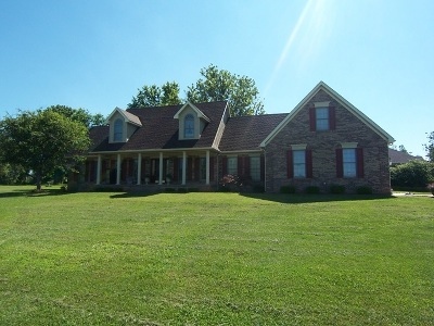 Bardstown Single Family Home For Sale: 1103 Metalwood Drive