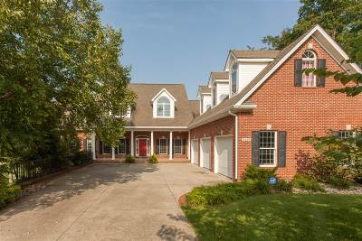 Elizabethtown Single Family Home For Sale: 2626 Stonemill Drive