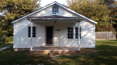 Radcliff Single Family Home For Sale: 132 Nalls Lane